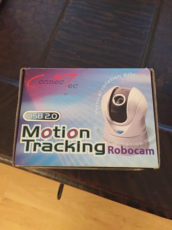Connec Tec Motion Tracking USB Robocam , neu in OVP - Starnberg - Connec Tec Motion Tracking USB Robocam neu inkl Treiber und Anleitung in O Schachtel, NP 130 Euro , Porto 5 Euro - Starnberg