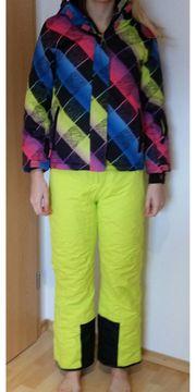 Kinder Ski-Anzug von Yigga 2tlg