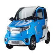Stormborn X8 Elektro-Kabinenfahrzeug - blau weiß -