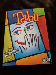 Das Spiel TABU