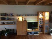 Wohnzimmer Schrankwand von Brinkmann Serie