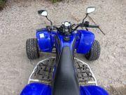 Yamaha Raptor 660 Quad Zugmaschine -