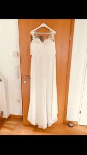 Brautkleid Vintage Gr 42