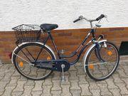 Oldtimer Damenrad Kolbe 26 sofort