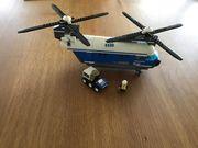 LEGO City Polizei Hubschrauber 4439