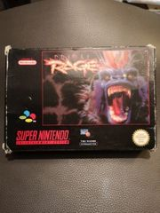 SNES Primal Rage original Pal