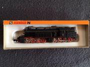 Verkaufe Arnold 2275 Dampflok BR