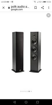 2 Standboxen POLK Audio AM
