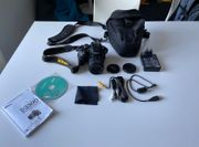 Spiegelreflexkamera Nikon D3300