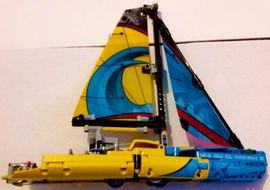 Bild 4 - KAUM BENUTZTE HOCHWERTIGE LEGO TECHNIC - Malsch