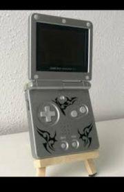 old school Gameboy Nintendo advance