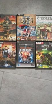 diverse PC Spiele