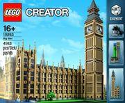 Lego - Big Ben 10253 NEU