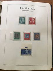 Briefmarkenalbum Bund 1949 bis 1980