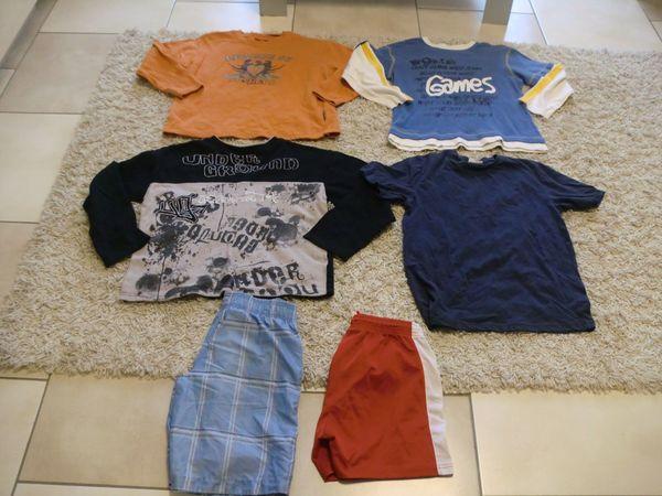 Bekleidungspaket für Jungen Gr 146-152