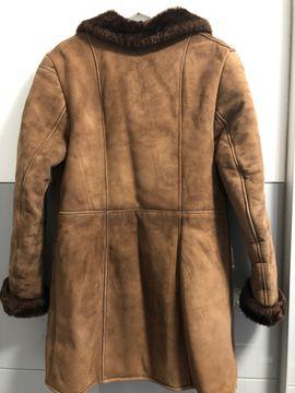 Damenbekleidung - Lammfellmantel