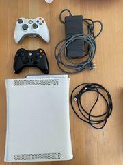 Microsoft Xbox 360 inkl 2