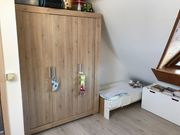 Babyzimmer Kinderzimmer 3-Teilung