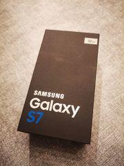 Samsung Galaxy S7 Smartphone neuwertig