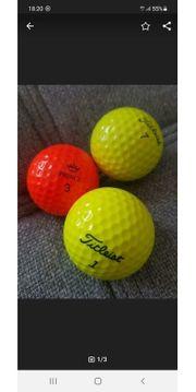 Golfbälle 3 St
