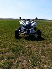 Quad Supermoto Streetfighter SMC RAM