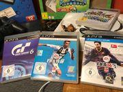 PlayStation PS3 500 GB mit