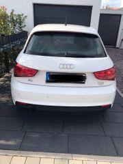 Audi A1 aus erster Hand