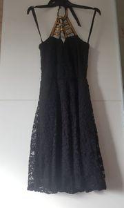 Abendkleid mini große 38