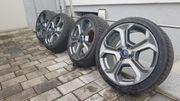 Ford Fiesta ST Sommerkompletträder