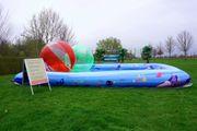 Water-Walking-Ball Anlage Schausteller für Volksfest