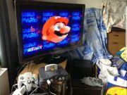 Nintendo 64 Konsole mit Super