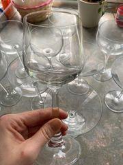 Gläser neu