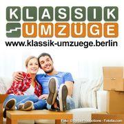 Umzugsunternehmen Berlin - Klassik Umzüge - kostenfreie