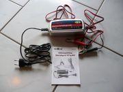 Gebrauchtes Batterieladegerät 12 Volt