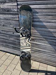 Völkl Snowboard mit Bindung 152cm