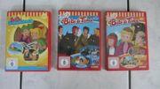 3 DVDs Bibi Blocksberg Bibi