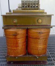 Hochstromtransformator 3 5 kVA mit