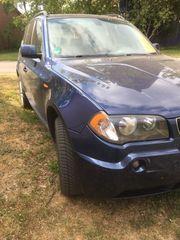 BMW X 3 D 3L
