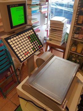 Bild 4 - Kassensystem Kassenwaage mit Geldschublade METTLER - Dornbirn