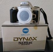 Minolta Dynax 505si Super - analoge