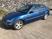 BMW Compact 325ti Bj 2001