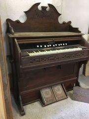 Harmonium Packard Antik um 1900