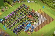 clash of clans th 13