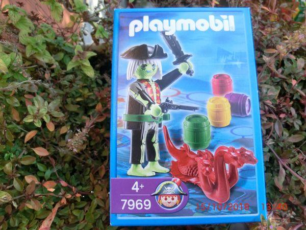 Playmobil Geisterpirat Würfelspiel 7969 NEU
