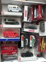 Diverse Modellfahrzeuge Maßstab 1 87 -