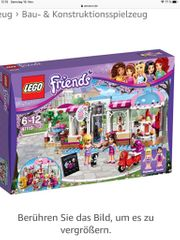 Lego Friends 41119 Heartlake Cupcake