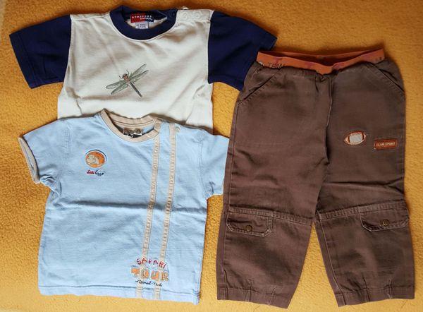 T-Shirt Gr 86 Hose Gr