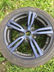 Felge mit Reifen x4