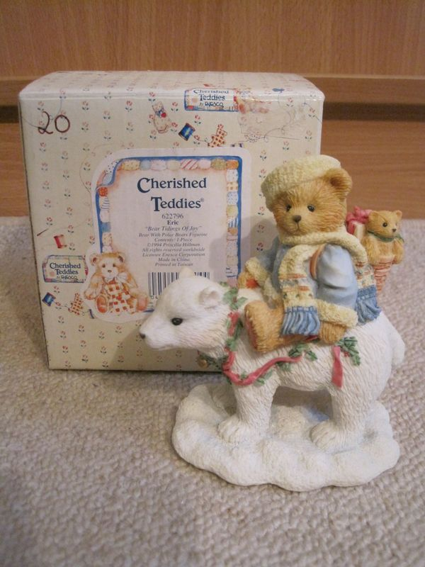 Cherished Teddies - Eric -