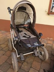 Teutonia Kinderwagen Model Mistral